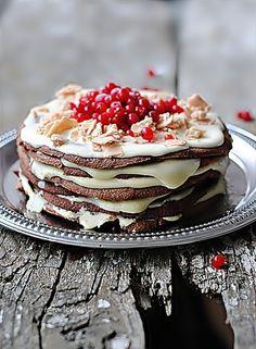 tata_cher: Торт с белым шоколадом