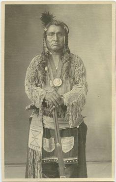 CROOKED RIB , circa 1900