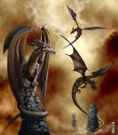 Dragon's Nest by Max Bertolini