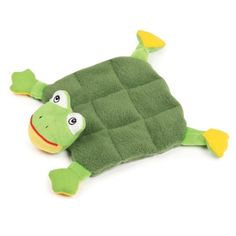 Zanies 7Inch Plush Squeaktaculars Dog Toy Frog >>> Read more at the affiliate link Amazon.com on image.