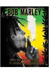 Muzyczny plakat Bob Marley reggae smoke the herb Rasta Party, Bob Marley Quotes, Original Movie Posters, Band Merch, Cool Posters, Vintage Movies, Rock Style, Music Quotes, Reggae