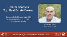 Most Qualified Realtor Kent | Ron Harmon 425-270-5100   https://hitechvideo.pro/USA/WA/King/Kent/5844_S_194th_St.html  Most Qualified Realtor Kent | Ron Harmon 425-270-5100 http://SearchPugetSoundProperties.com If you are looking to buy or sell a home in Kent, Kent East Hill then you will want to contact Real Estate Agent Ron Harmon with HBM2 Real Estate. Ron has a vast knowledge of the home industry. With both a Real Estate and Mortgage background he is able to help his buyers and sellers…