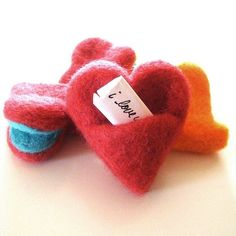 Needle-felting kit on Etsy. I've heard so much about needle-felting... perhaps time for a new craft? $22