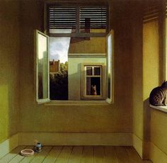 A Summer Night's Melancholy  Michael Sowa