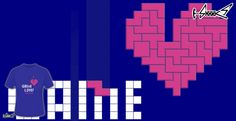T-shirts - Design: Game Lover - by: Inaco