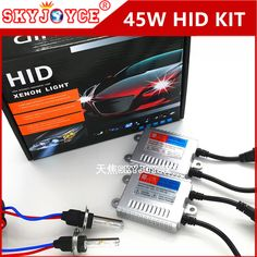 31.67$  Watch now - http://ali8dq.shopchina.info/go.php?t=32699522317 - Fast bright xenon hid kit H7 H8 H11 880/1 H27 9005 9006 H3 H1 hid conversion kit 45W 3000K-8000K for cnlight hid replacement 31.67$ #magazineonlinebeautiful