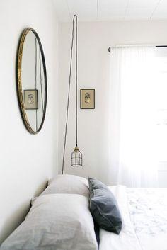 zen minimalist bedroom makeover / sfgirlbybay