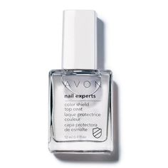 Protect your mani! Long-wearing shiny top coat instantly creates a protective barrier to help shield nails. .4 fl. oz.