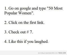 Do it! LOL