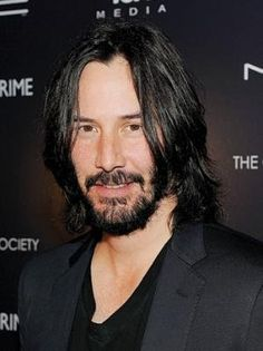 (Photo from The Hollywood Reporter)  Keanu Reeves