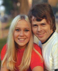 Agnetha & Bjorn; good ole days