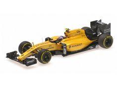 Minichamps 1/43 Renault Sport F1 RS16 Palmer 2016 - 417160030 - £80.99