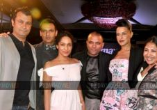 Neha Dhupia at Max Design Awards 2014
