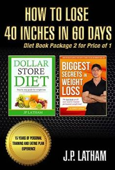 Do you want to lose 5 pounds fast, drop 40 inches in 2 months-total body inches? Use this easy to follow plan. Picture yourself with that body that you have always wanted. Have fun and get motivated with this easy-to-use fat-slashing method. Why not save money along the way? Latham says if you are not 100% satisfied with your …