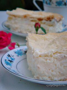 mijn dagelijkse gedachten: Krempita- croatian dessert/Кремпита, Хорватский Десерт