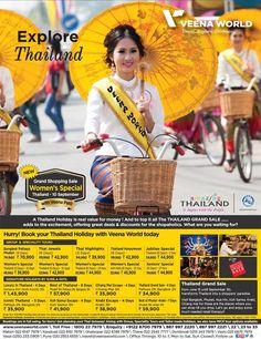 Explore #Thailand during Grand #Sale!