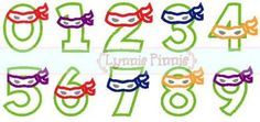 SAMPLE SALE Ninja Birthday Appliqued Shirt  by MaddyBelleBoutique, $17.00