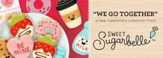 Pebbles Inc - new valentine's collection - We Go Together : Sweet Sugarbelle