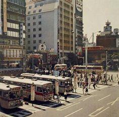 昭和スポット巡り on Twitter 昭和40年代 渋谷駅 南口