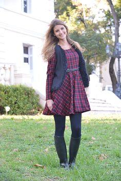 Higlhland #Tartan #Highland #Mollybracken #Fashion