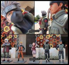 Who wants to go to Japan now ? ;) Naruto Images, Go To Japan, Naruto Series, Naruto Wallpaper, Naruto Uzumaki, Me Me Me Anime, Action Figures, Geek Stuff, Baseball Cards