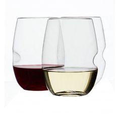 Govino Set of 4 polymer Wine Glasses