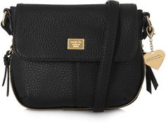 Womens black bag from Topshop - £45 at ClothingByColour.com