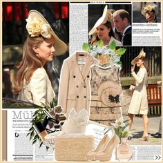 """""""♥ Kate Middleton ♥"""" by misssophie on Polyvore"""