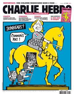 La une - semaine du 12 juin 2013 | Charlie Hebdo