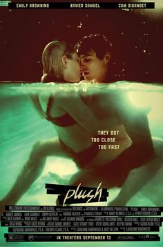 Extra Large Movie Poster Image for Plush
