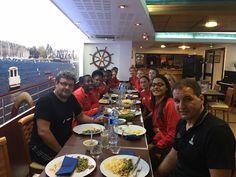 L'hôtel Center #Brest a été heureux d'accueillir l'équipe de handball féminine OGC Nice Cote d'Azur Handball. Soyons fair-play, bravo à toute l'équipe ! http://www.hotelcenter.com/bien-etre-finistere/hebergement-sportifs.html