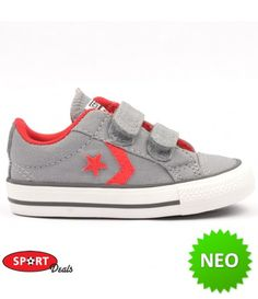CONVERSE ΜΠΕΜΠΕ ΠΑΠΟΥΤΣΙ STAR PLEYER ΚΑΜΒΑΣ ΓΚΡΙ Sneakers, Shoes, Fashion, Tennis, Moda, Slippers, Zapatos, Shoes Outlet, Fashion Styles