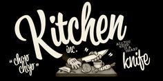 Kitchen - Webfont & Desktop font « MyFonts