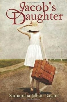 Lizzie Barlow finds herself hiding out in the Amish community of her youth, but could this be the place where she finds true happiness? (Amish Fiction--Jacob's Daughter by Samantha Bayarr)