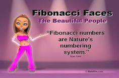 """Fibonacci slide show designed to explain mathematical """"beauty"""" to algebra students. I learned something!"""
