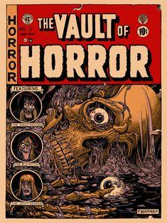 Horror - The vault of horror