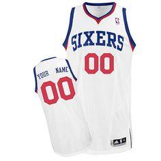 e0c6cd681 Red Philadelphia 76ers Personalized NBA Jersey New Jordans Shoes