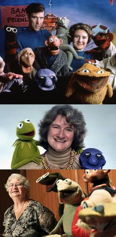 Jane Henson (June 16, 1934 - April 2, 2013) was the co-creator of the Muppets and wife of Jim Henson. She and Jim met while both were freshmen in a University of Maryland puppetry class in the mid-1950s. They became creative & business partners in the development of the Muppets. They married in 1959 and had five children. In 1992, she created and funded The Jim Henson Legacy to preserve his artistic contributions.