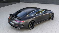 Why Mercedes-AMG believes in the notion of a GT 4-Door Coupe