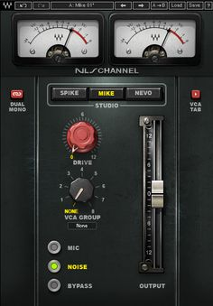 The new Waves NLS Analog Summing Plugin. Will compete with my Slate VCC.
