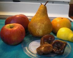 Recipe review:  Apple pear fig pie