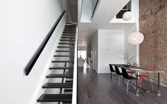 Modern Rejuvenation of Lady Peel House in Toronto