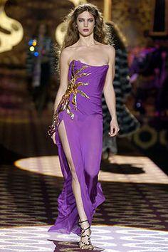 Roberto Cavalli - Fall 2004 Ready-to-Wear - #feelingfashion