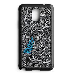 Paramore Samsung Galaxy Note 4 Case