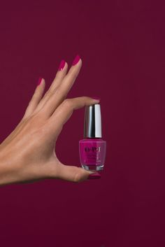 'Spare Me A French Quarter' - Fall nail polish now available in Infinite Shine
