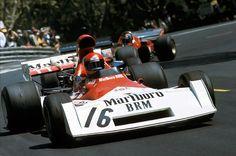 Lauda, BRM Montjuic 1973