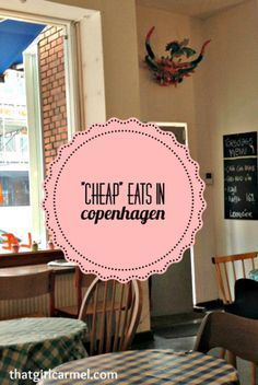 Copenhagen isn't known for being cheap. If traveling to the city on a tight budget, eat at these Copenhagen restaurants to cut your costs.