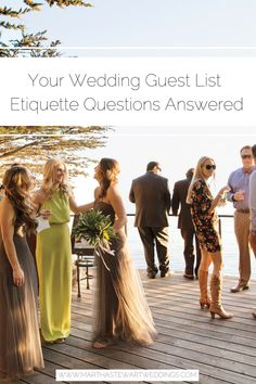 25 Trendy Ideas for wedding guest list etiquette martha stewart Casual Wedding Guest Dresses, Maxi Dress Wedding, Fit And Flare Wedding Dress, Fall Wedding Dresses, Wedding Guest Etiquette, Wedding Guest List, Wedding Book, Wedding Favors, Wedding Venues