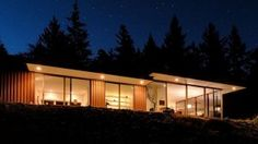 The Unusual Open Eagle Ridge Place Of Dwelling Area , Overlooking the panoramic view of Orcas Island in Washington State is a house that may be surrounded with madrone trees, firs, bench, thistle, moss an... , Admin , http://www.listdeluxe.com/2016/11/21/the-unusual-open-eagle-ridge-place-of-dwelling-area/ ,  #architecture #eagleridge #house #residence, ,