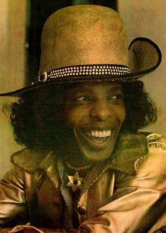 Sly Stone by Charles Gatewood